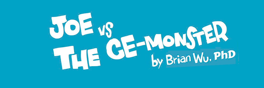 Joe Vs. The Ce-Monster. Health Stories for Kids: Celiac Disease