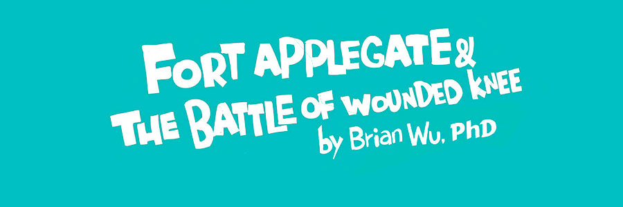 Fort Applegate & The Battle of Wounded Knee. Health Stories for Kids: Immune System