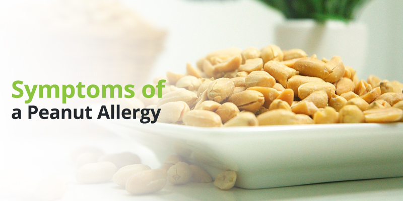 Symptoms of a Peanut Allergy