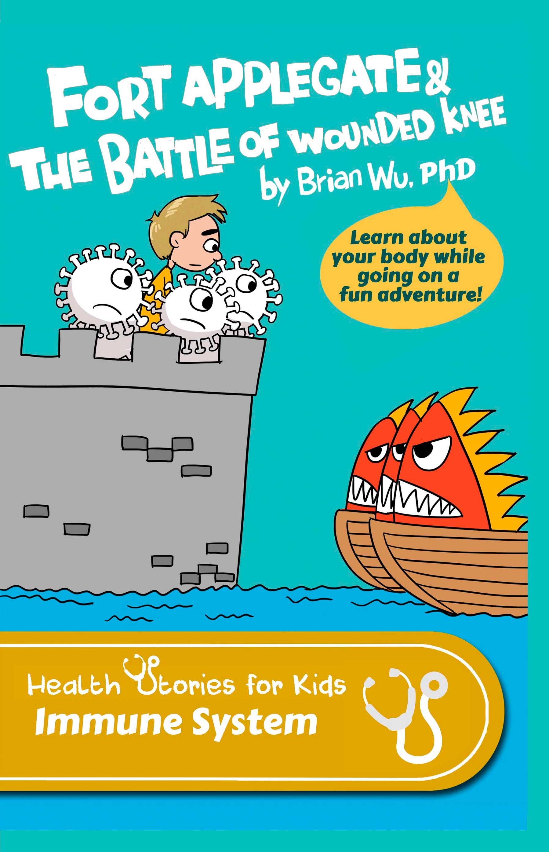 Health Stories for Kids Immune System