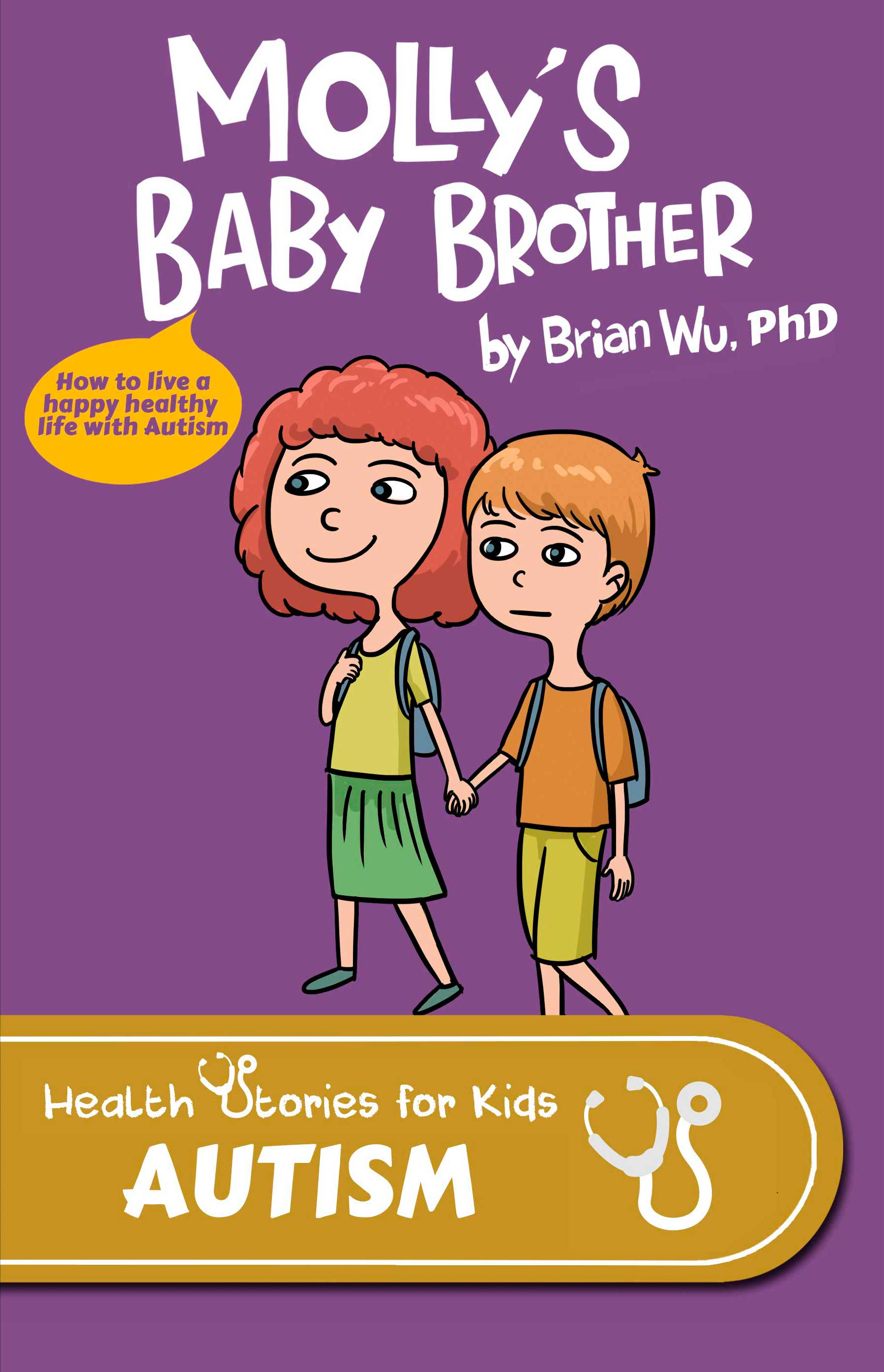 Cover of Molly's Baby Brother book