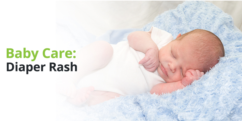 Baby Care: Diaper Rash