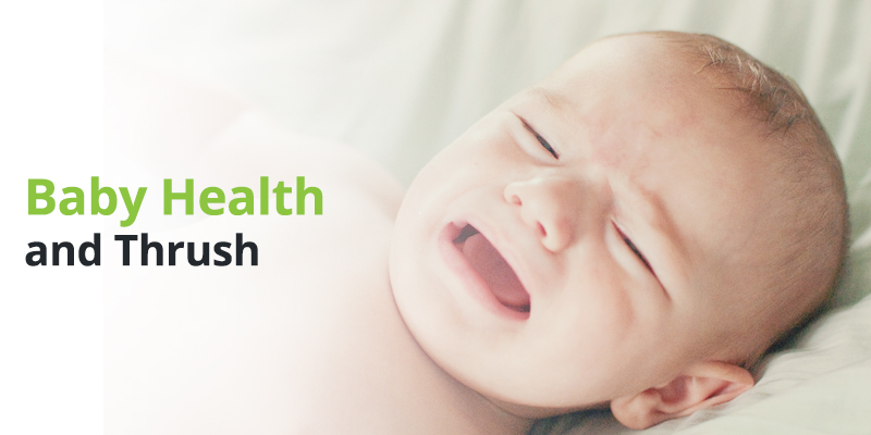 Baby Health and Thrush