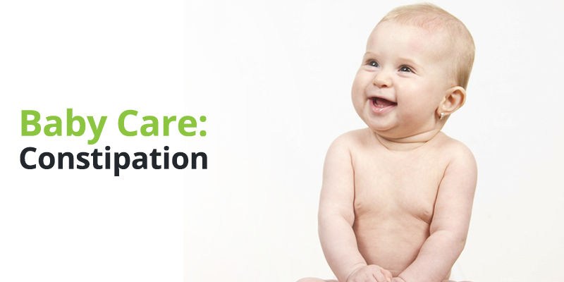 Baby Care: Constipation