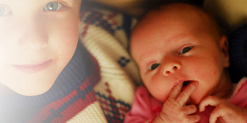Baby Care: How to Bond with Your Baby Brother or Sister