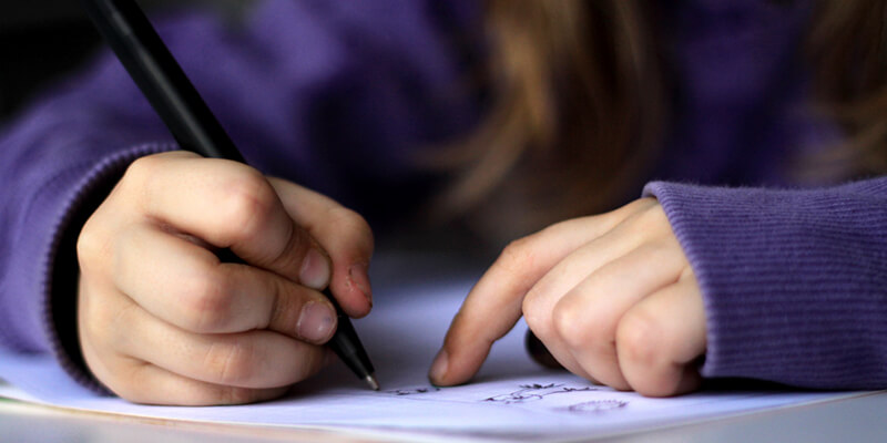 What to Do When Your Child has Dysgraphia
